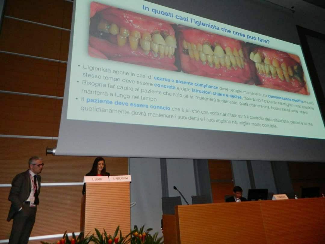 relazione sidp igienista dentale