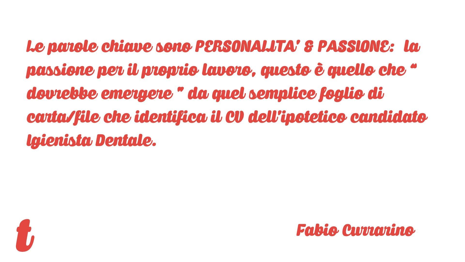 Fabio Currarino