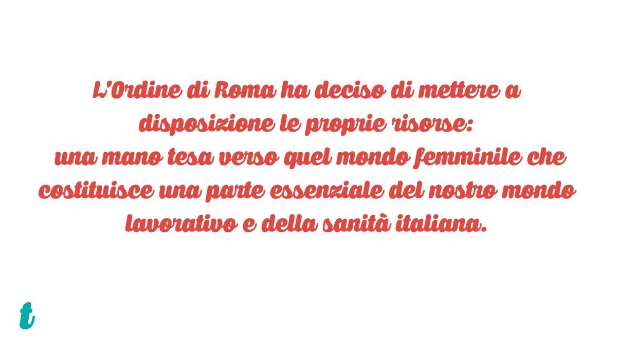 ordine di Roma